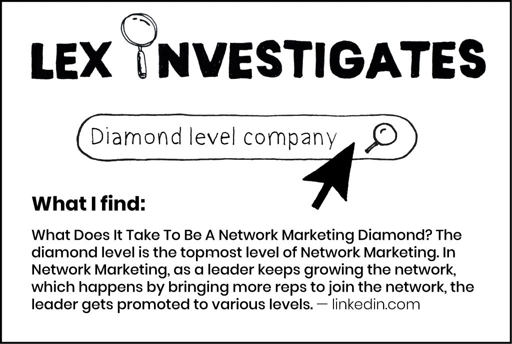 Diamond Level Definition